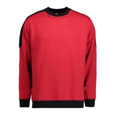 ID - Pro Wear herre sweatshirt - Rød
