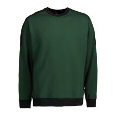 ID - Pro Wear herre sweatshirt - Flaskegrøn