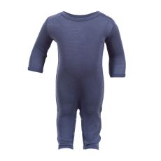 Impala - Destin baby uld heldragt - Mørkeblå