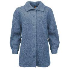 Ofelia - Teddy jakke - Blå