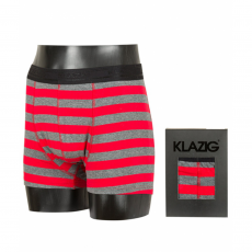 Klazig - Herre boxershorts - Rød