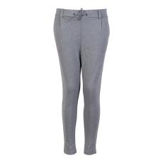Queenz - Maya pige bukser stretch - Lysegrå