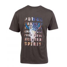 Loaded Mens - Power Bull herre t-shirt +Size - Army