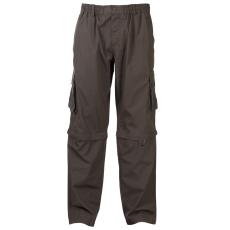 Loaded Mens - Joss herre trekking zip-off bukser - Army
