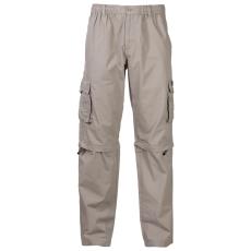 Loaded Mens - Joss herre trekking zip-off bukser - Sand