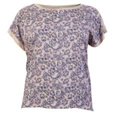 Cassiopeia - Dame +size bluse - Beige