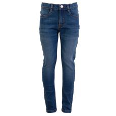 N.O.H.R. - Cassidy drenge jeans stretch - Mørkeblå