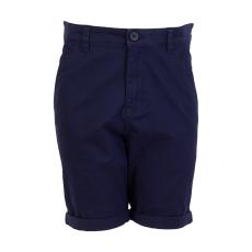 N.O.H.R. - Barca drenge chino shorts - Mørkeblå