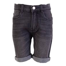 N.O.H.R. - Cassidy drenge denim shorts - Sort