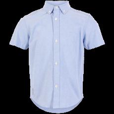 N.O.H.R. - Santos drenge Oxford skjorte - Lyseblå