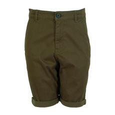 N.O.H.R. - Barca tween drenge chino shorts - Army