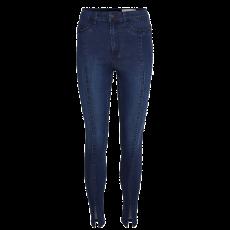 Noisy May - BEGREEN Callie Skinny fit dame jeans - Mørkeblå