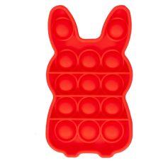 Pop It - Stressaflastendelegetøj - Rød