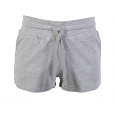 Queenz - Seacoast pige sweat shorts - Lysegrå