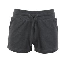 Queenz - Seacoast pige sweat shorts - Mørkegrå