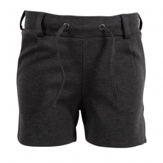 Queenz - Maya pige shorts stretch - Mørkegrå