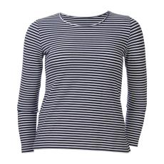 Steenholt Female+ - Luna dame langærmet t-shirt +Size - Multi