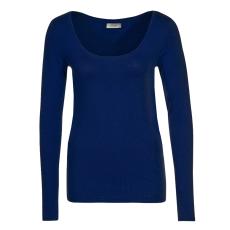 Steenholt Female+ - Harmony dame bluse +Size - Blå