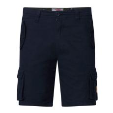 Duke clothing - +Size herre shorts - Navy