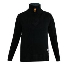 Duke clothing - herre striktrøje - Sort