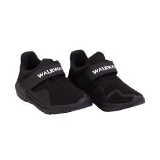 Walkway - Isamu børne sneakers - Sort