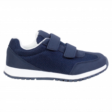 Walkway - Yoko børne sneakers m. velcro - Navy