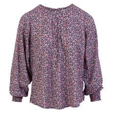 ZbyZ - +Size langærmet bluse - Lyserød