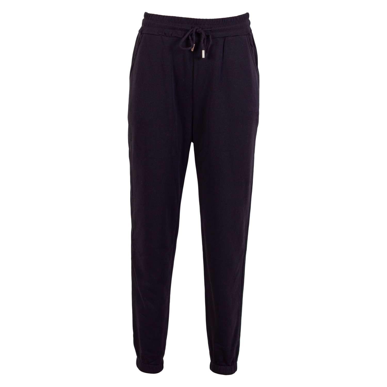 Roseline - Dame sweat bukser - Sort - Størrelse S/M