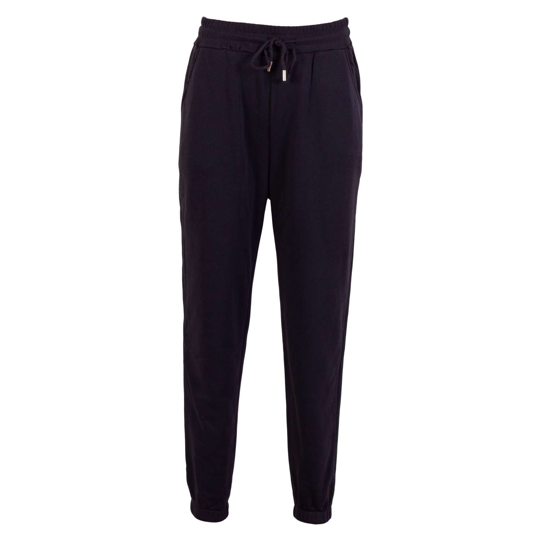 Roseline - Dame sweat bukser - Sort - Størrelse L/XL
