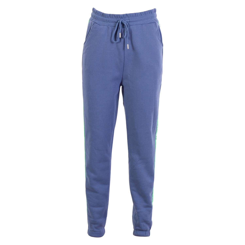 Roseline - Dame sweat bukser - Blå - Størrelse L/XL