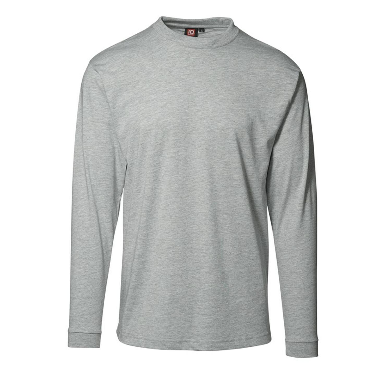 ID – Herre t-shirt – Grå