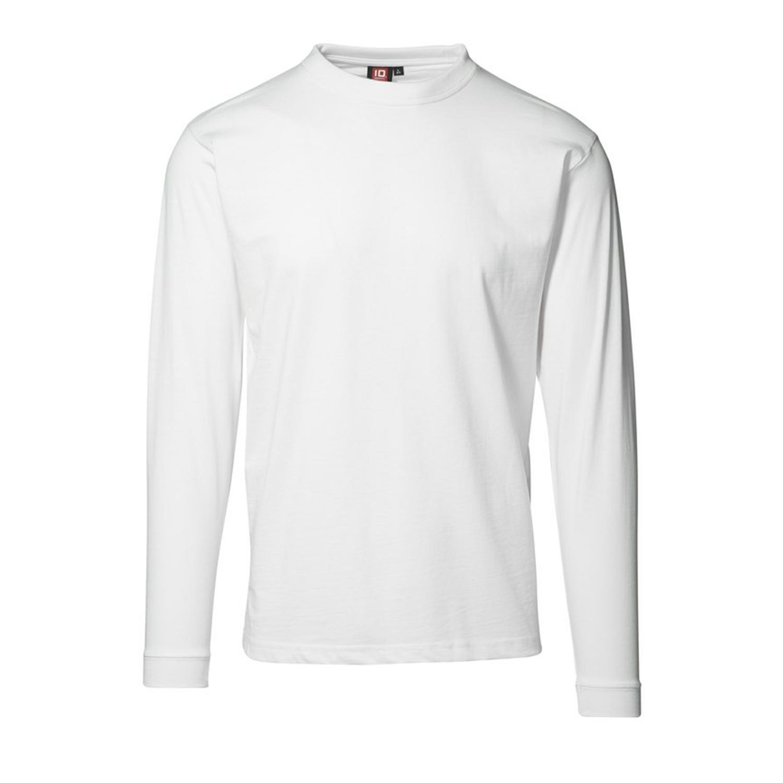 ID – Herre t-shirt – Hvid