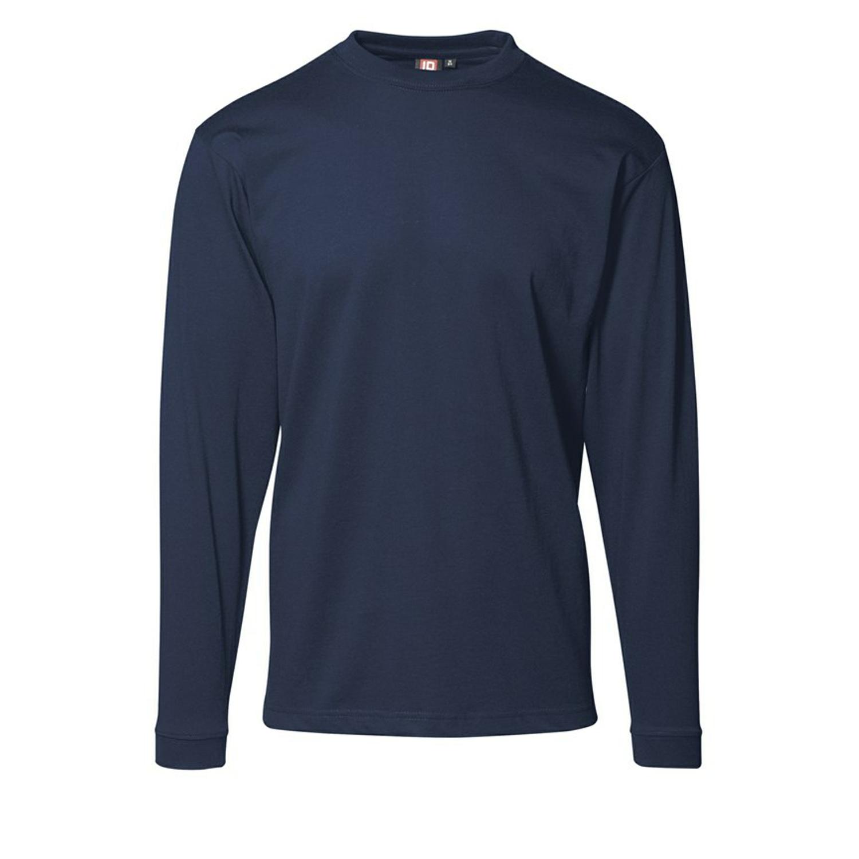 ID – Herre t-shirt – Navy