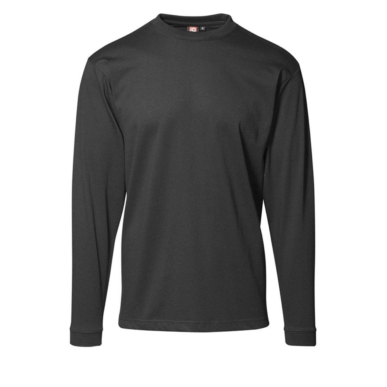 ID – Herre t-shirt – Sort