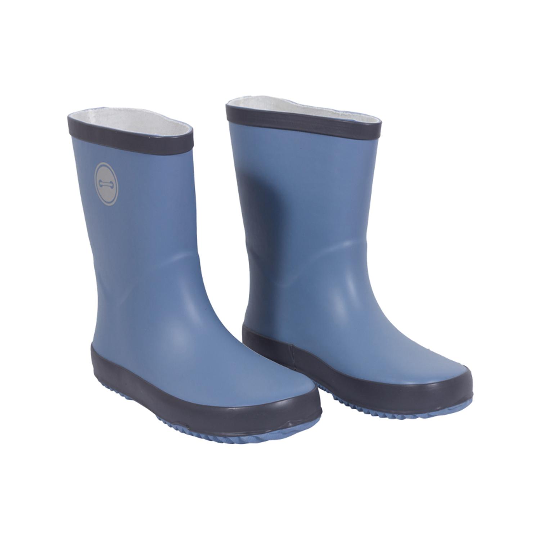 Billede af Steenholt outerwear - Helsinki børne gummistøvler - Blå - Størrelse 28