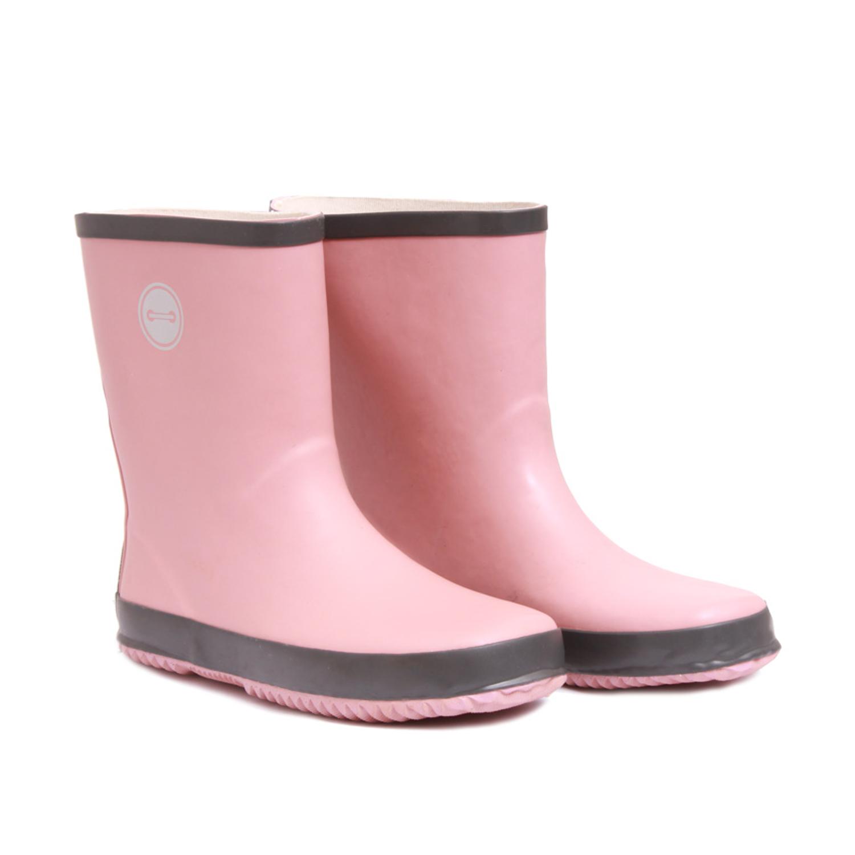 Billede af Steenholt outerwear - Helsinki børne gummistøvler - Lyserød - Størrelse 23