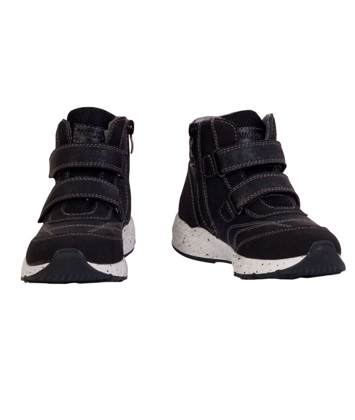Walkway - Akako børne vinter sneakers - Sort - Størrelse 37